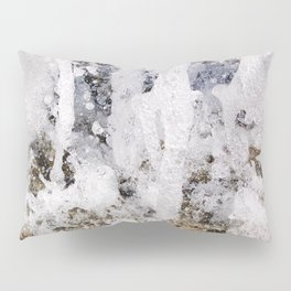Water Fountains Pillow Sham