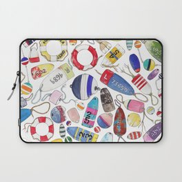 Buoy Collection Laptop Sleeve