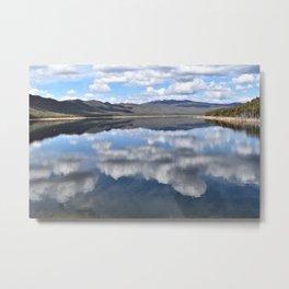 Lake Bellfield Victoria Metal Print