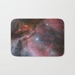 Carina Nebula Space Art Bath Mat