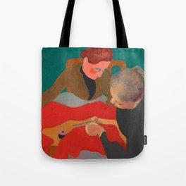 Edouard Vuillard - Les Couturieres, 1890 Tote Bag