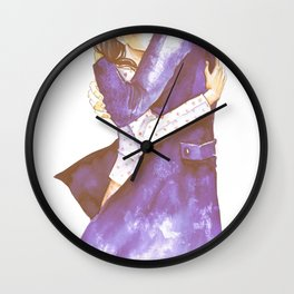 It's Difficult Wall Clock