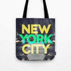 New York City 6 Tote Bag