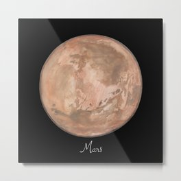 Mars #2 Metal Print