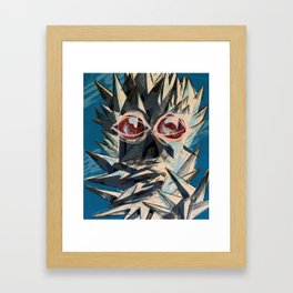 Shrike Framed Art Print