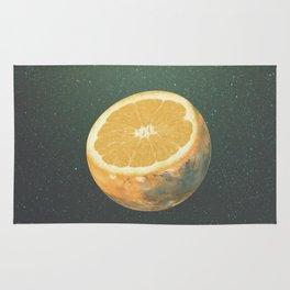 Orange Juice Rug