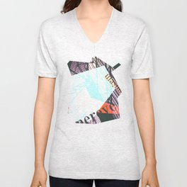 Story of the Roads - 1 Unisex V-Neck