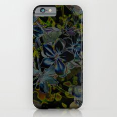 Plumbago Dance iPhone 6s Slim Case
