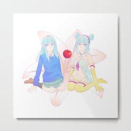 DAOKO - Girl Metal Print