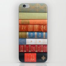 Vintage Books iPhone & iPod Skin