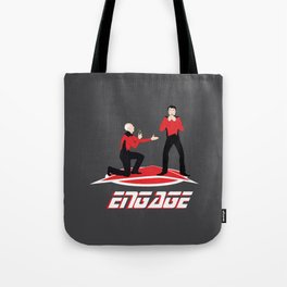 Long Trek to Forever Tote Bag