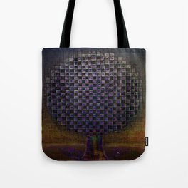 Tree Town Etude Night Tote Bag