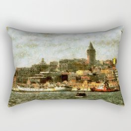 Gorgeous Istanbul Rectangular Pillow