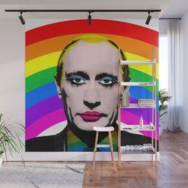 Vladimir Putin drag Wall Mural