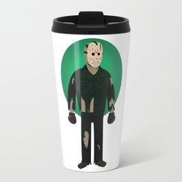 Jason Voorhees Friday the 13th Part 8 Travel Mug