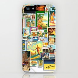VH by JC Logan iPhone Case