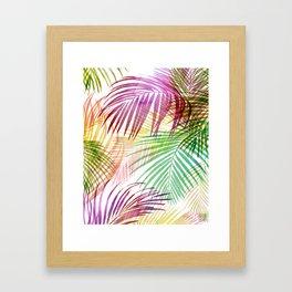 Tropicalia No. 1 Framed Art Print