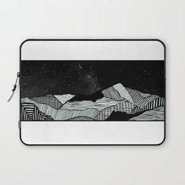 Snowdon Mountain Drawing Laptop Sleeve