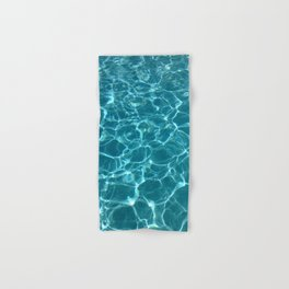 Blue water Hand & Bath Towel