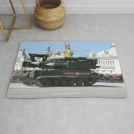 moscow power Rug