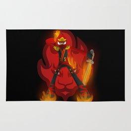 Flaming Kai Rug