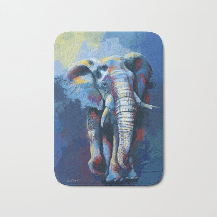 Elephant Dream Bath Mat