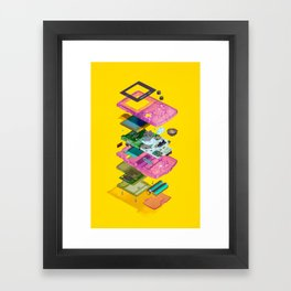 Assembly Required 5 Framed Art Print