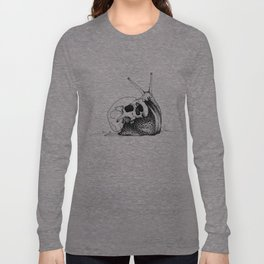 This Skull Is My Home Long Sleeve T-shirt