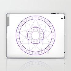 Anime Magic Circle 8 Laptop & iPad Skin