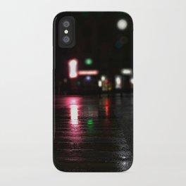 The crosswalk iPhone Case