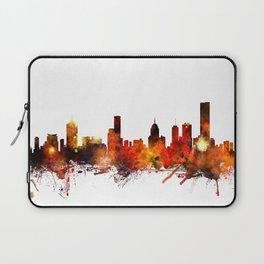 Melbourne Australia Skyline Laptop Sleeve