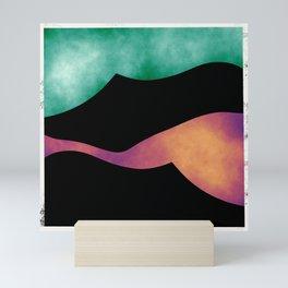 Under the Desert Sky Mini Art Print