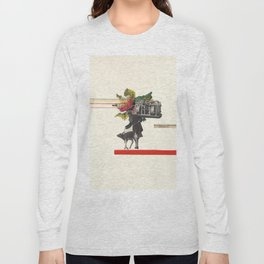 The Automatically Screwed Machine Long Sleeve T-shirt
