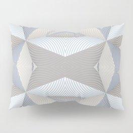 Origami - White Pillow Sham
