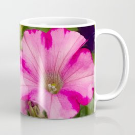 Pansies coffee mugs society6 pink pansies coffee mug mightylinksfo Choice Image