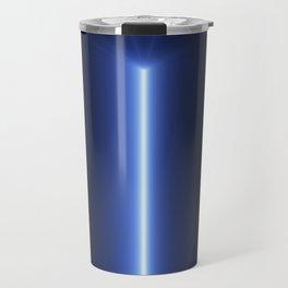 Abstract Composition 442 Travel Mug
