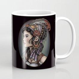 Gypsy Profile Coffee Mug