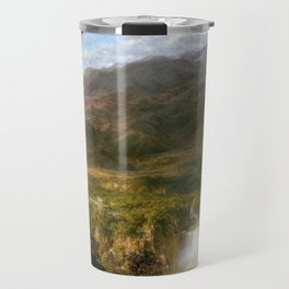 Frederic Edwin Church Heart of the Andes Travel Mug