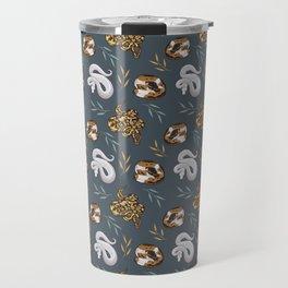 Ball pythons pattern Travel Mug