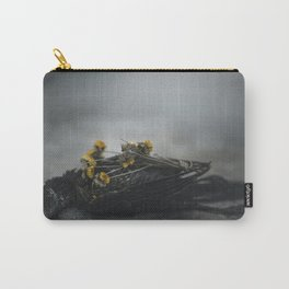 don't be afraid, it's only change III Carry-All Pouch