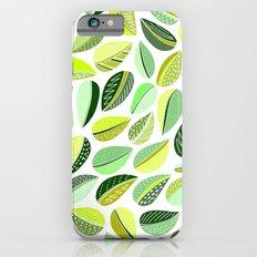 Leaf Green Slim Case iPhone 6s