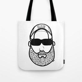 Bearded Mac Tote Bag