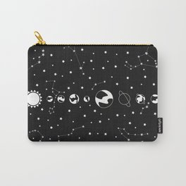 What's wrong? - Solar System Illustration Carry-All Pouch