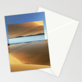 Dunes in Gran Canaria Stationery Cards