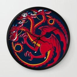 mushu Wall Clock