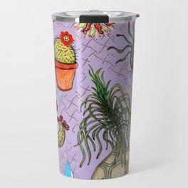 Botanical Sketches of Some Favorites  Travel Mug