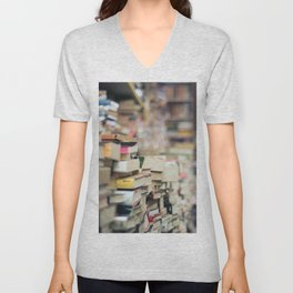 Personal Library Unisex V-Neck