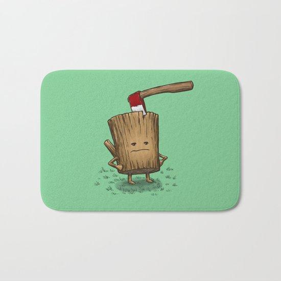 Bad Day Log 3: Splitting Headache Bath Mat