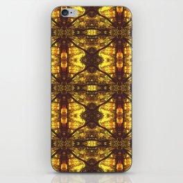 Kaleidoscope Woods iPhone Skin