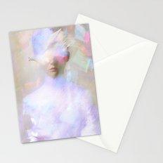 La femme surréaliste  Stationery Cards